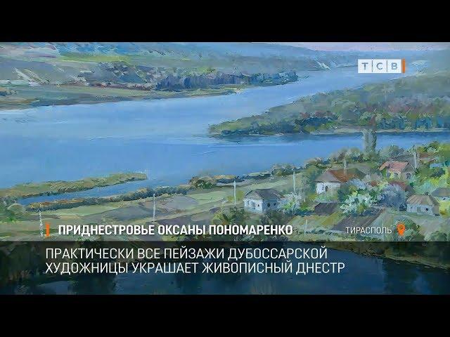 Приднестровье Оксаны Пономаренко