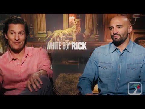 Matthew McConaughey And Director Yann Demange Dissect WHITE BOY RICK