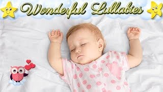 Super Relaxing Baby Lullabies Collection ♥ Best Bedtime Musicbox Music For Sweet Dreams ♫ Good Night