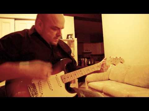 Michel Pagliaro - J'entends Frapper (Guitar Cover)