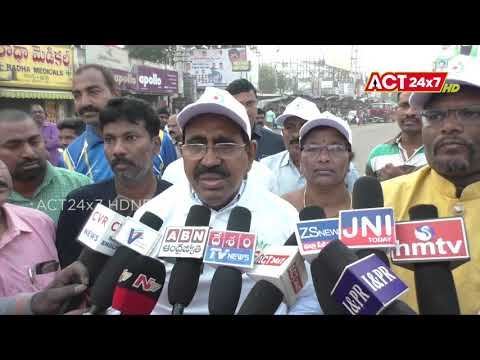 5K Run in Nellore ||  Minister Narayana || ACT24X7HDNEWS