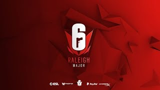 Six Major Raleigh Qualifiers – APAC