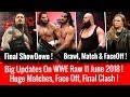 Big Updates On WWE Raw 11 June 2018 ! Brawl ! Spoilers ! WWE Monday Night Raw 6/11/2018 Highlights !