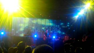 God´s great dance floor 2013 - Slovakia - Matt Redman -Benediction