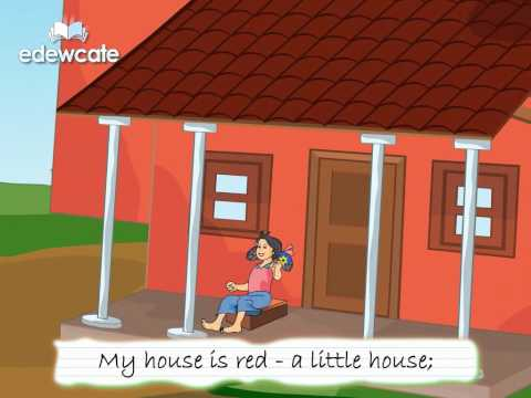 Edewcate english rhymes – A happy Child