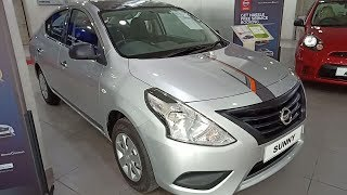 Nissan Sunny Base XE Petrol/Diesel Accessorized..