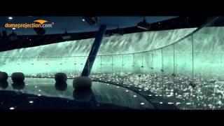 Four River Pavilion The ARC (Daegu, Korea) - 360° projection