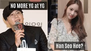 YG Steps Down / Who is Han Seohee?
