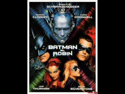 Soundtrack Batman &amp; Robin Overture Elliot Goldenthal