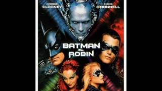 Soundtrack Batman & Robin Overture Elliot Goldenthal