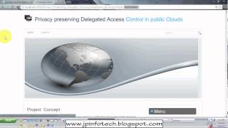 Privacy Preserving Delegated Access Control in Public Clouds