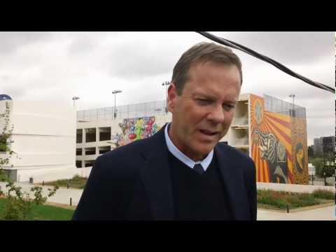 Kiefer Sutherland talks about his return to television
