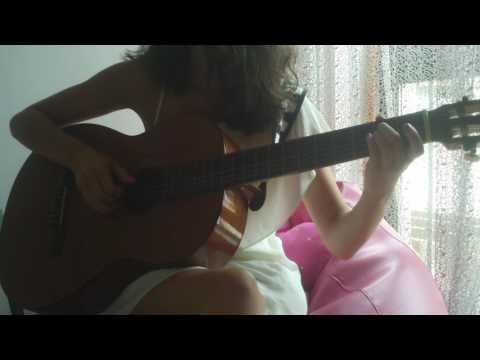 Francisco Tarrega - Tango dor Pasa - Prelude - Robles part 1 of 3