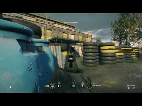 TC Rainbow Six Siege - Situations - #01 CQC Basics
