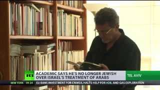 Shlomo Sand on 'Why I stopped being a Jew' & 'racism in Israeli society'
