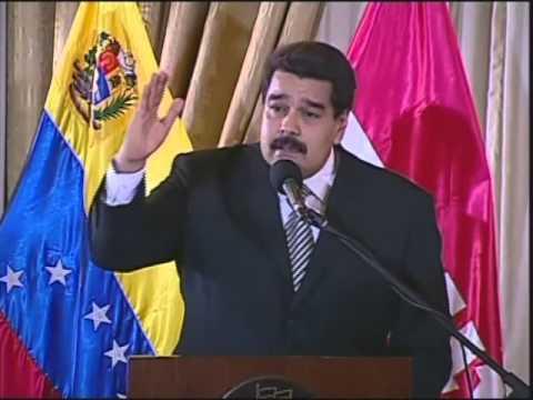 Sepelio de Robert Serra: discurso completo de Nicolás Maduro