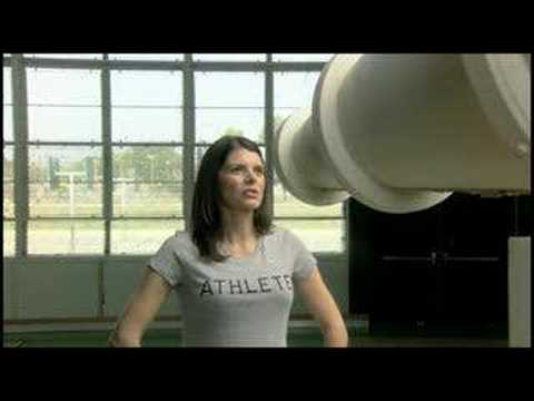 Nike ATHLETE Mia Hamm Video