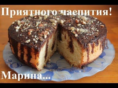 Как приготовить кекс в мультиварке - видео