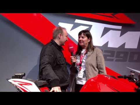 Super Duke 1290 R Interview