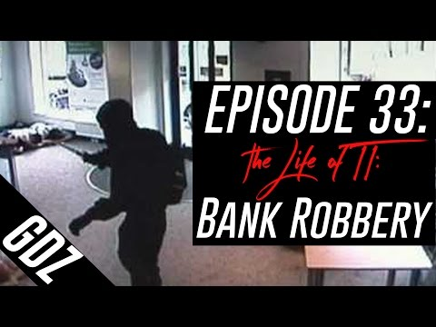 Bank Robbery On Camera | The Life Of TT: Episode 33