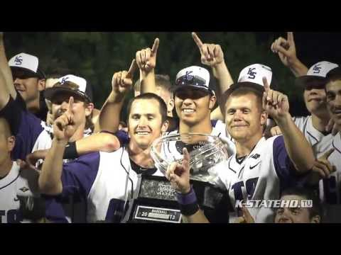 K-State Baseball 2013 Big 12 Champions
