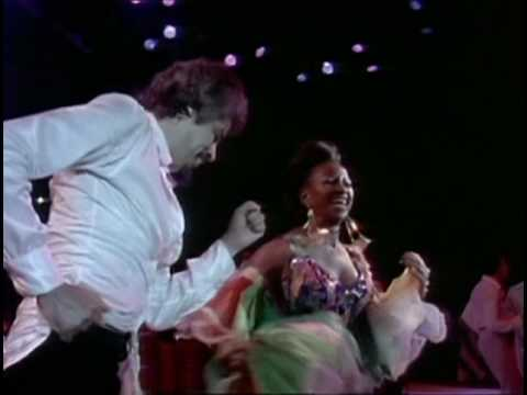 Celia Cruz & The Fania All Stars - Quimbara - Zaire, Africa 1974 video