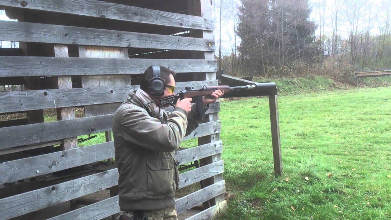 Carbine Silencer 30 m1 Carbine Silenced
