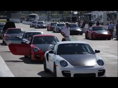 The Porsche 911 GT2 RS arrives on the east coast of the USA