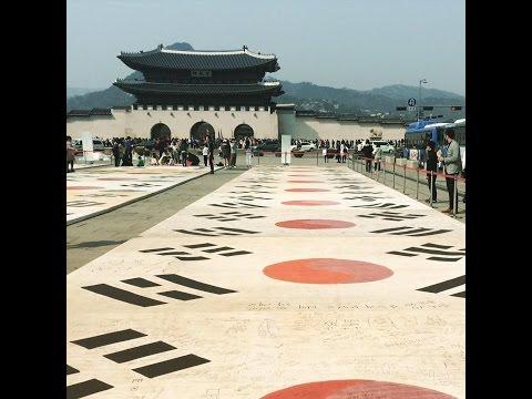 Seoul Searching Gyeongbokgung Palace