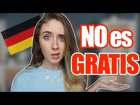 Esto NO ES GRATIS en Alemania ...   AndyGMes