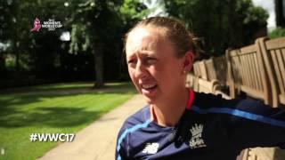 Fran Wilson on how WWC17 has advanced women's cricket