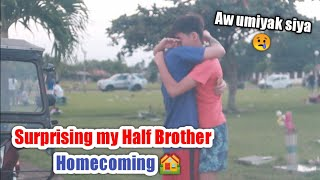 "Keith Talens Surprises Half Brother Homecoming ""Emotional"""