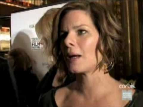 Celebrity Movie News - Star Interviews Marcia Gay Harden - All natural ...