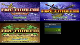 Mekkah Plays FE6, FE7 AND FE8 All At Once