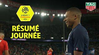 Résumé 1ère journée - Ligue 1 Conforama / 2019-20