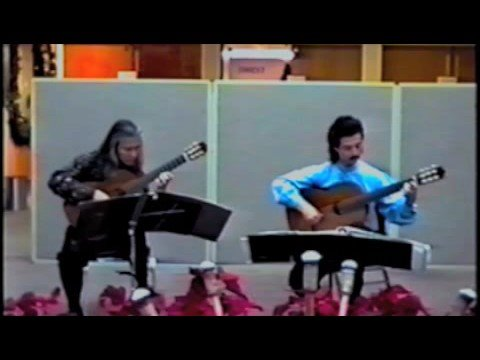 Odeum Guitar Duo - Boccherini - Introduction&Fandango