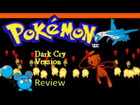Pokemon Dark Cry Review [Pokemon Rom Hack Review]