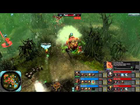 DoW2: Retribution — 3v3 | Faction War — Space Marines [vs] Chaos | 5 | Elite