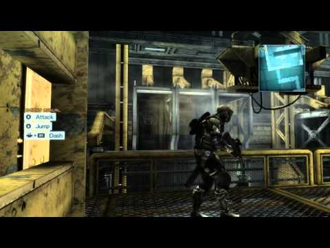 Metal Gear Rising: Revengeance - Episode 4: Parry Pls