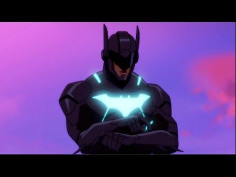 Batman vs Nightwing