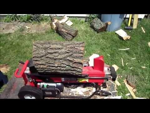 Harbor Freight 7-Ton Log Splitter - Part # 97113 - Product Review