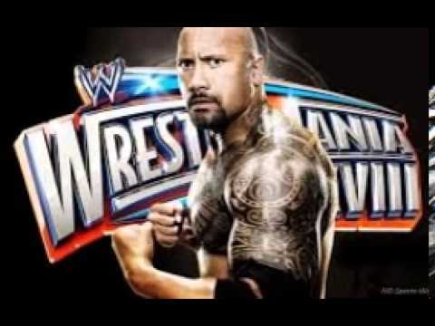The Rock WWE Old Theme