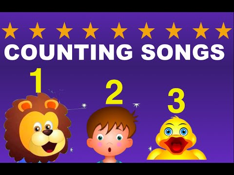 Counting Songs Collection | Nursery Rhymes And Songs For Children video