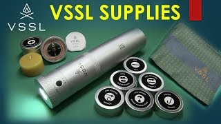 VSSL Supplies - The ultimate compact survival kit in a flashlight!!!