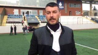 Feriköy Kulüp Müdürü Mahir Kılıç maç sonu röportajı