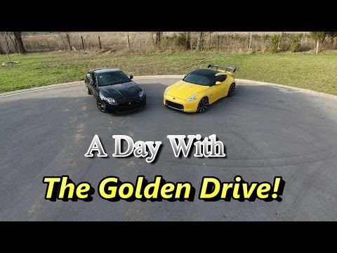 A Day with the Golden Drive