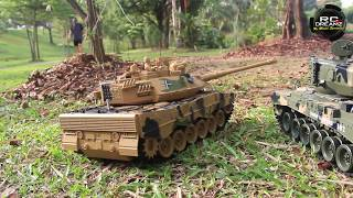 Rc Tank Zegan with bb bullet shooting function.