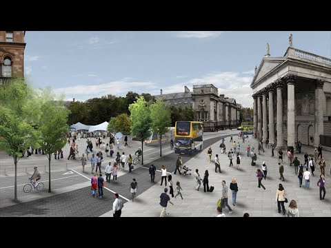 Transport Plans for Dublin - how to keep the capital city moving