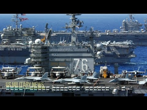 For The First Time In 13 Years, U.S. Deploys 7 Aircraft Carriers Simultaneously The US has simultaneously deployed 7 of the 11 U.S. nuclear aircraft carriers for the first time in over a decade...