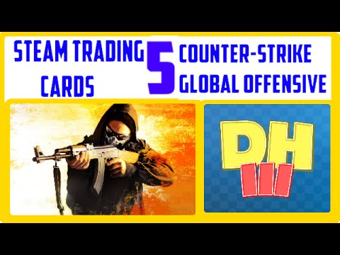 Steam Trading Cards:Counter Strike Global Offensive-Level 5